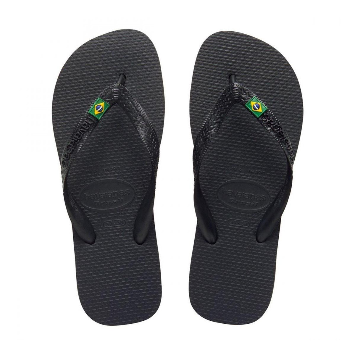 havaianas tong homme brasil black achat tongs havaianas. Black Bedroom Furniture Sets. Home Design Ideas