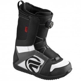 Flow boots Vega Boa Black/White