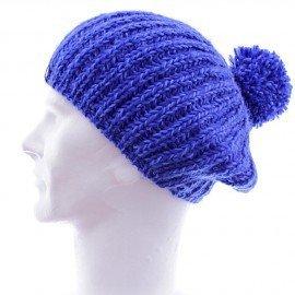 Volcom bonnet Pom Pom beret Bleu