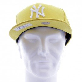 New Era casquette New York Yellow