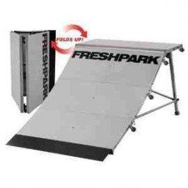 Freshpark Skateboard Quarter Pipe AB