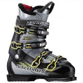 Salomon chaussures ski Mission MG Black Silver 2014
