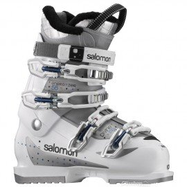 Salomon chaussures ski Divine MG White Silver 2014