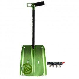 Pelle K2 Rescue Green