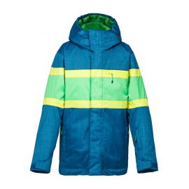 Quiksilver Fraction Jacket Bleu 2015
