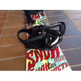 Occasion snowboard Ride Machete + fixation Burton Cartel