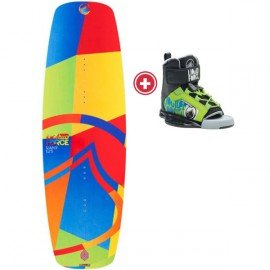 Pack Wakeboard Liquid Force Rant 2015