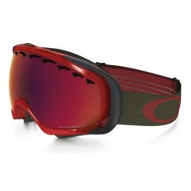 Oakley Crowbar Snow Prizm rouge 2016