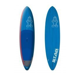 Stand Up Padde Strarboard Sup Wide Point Brushed Carbon 2016