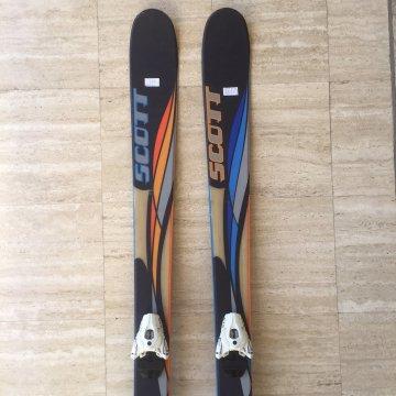 Ski Scott Mission 178 Salomon S10