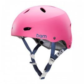 Casque Bern Brighton H20 rose 2016
