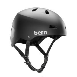 Casque Bern Macon EPS Matte Black