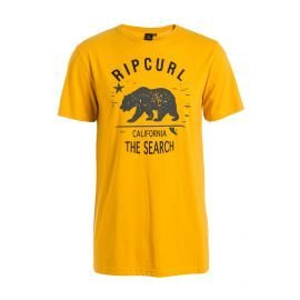 T-Shirt Rip-Curl Search In California Tee Golden Marle