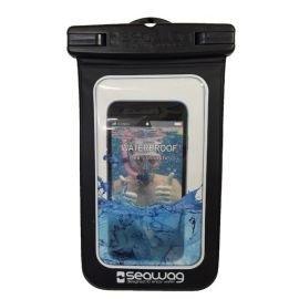 Seawag Pochette étanche pour smartphone avec adaptateur pour écouteurs