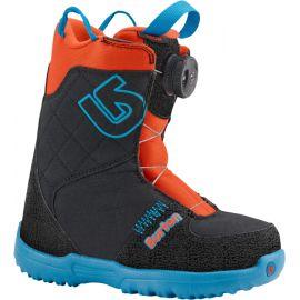 Burton Boots Enfant Grom Boa Webslinger Blue 2017