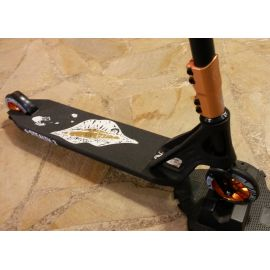 Trot Freestyle AO Stealth 3 gold