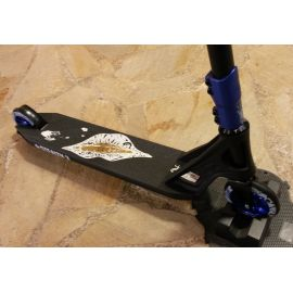 Trot Freestyle AO Stealth 3 bleu