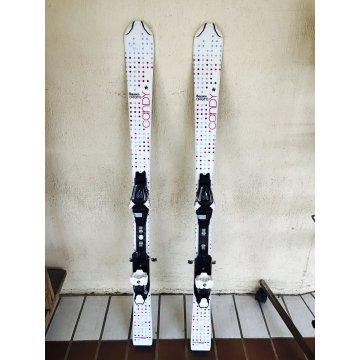 OCCASION Skis fille Salomon