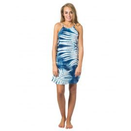 Robe Rip-Curl Westwind Cover-Up Bleue