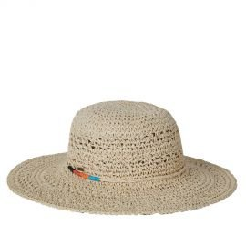 Chapeau Volcom Sea Flair Straw Naturel