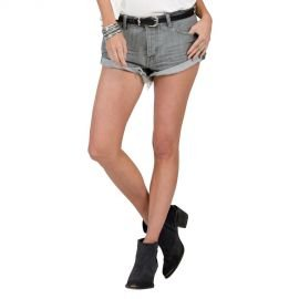 Short Volcom Stoned Short Rolled Gris