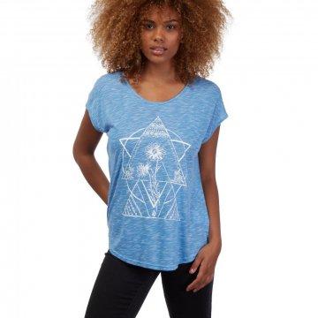 Tee-Shirt Volvom Got Your Back Bleu