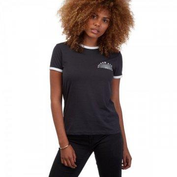 Tee-Shirt Volvom Speed Up Ringer Noir