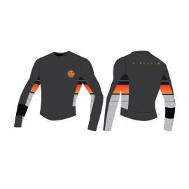Rip Curl Lycra Aggro relax ML orange 2017