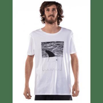 Sooruz Tee shirt Foil Blanc 2017