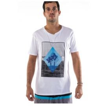 Sooruz Tee shirt Welcome Blanc 2017
