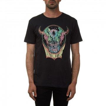 Tee-Shirt Manches Courtes Volcom Doomslayer BSC Noir
