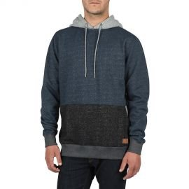Sweat Volcom Threezy Bleu
