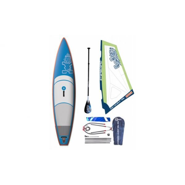 Starboard WindSup Pack Waterman gonflable 2016 11'6 x 30