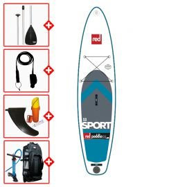 Pack Red Paddle Sport 11' 2017