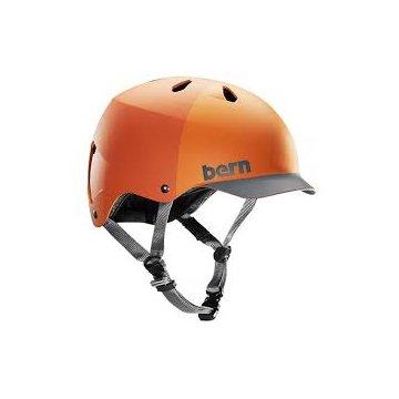 Casque Bern Watts H20 orange