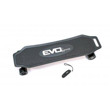 Skate Evo Longboard Bi-moteur Carbon
