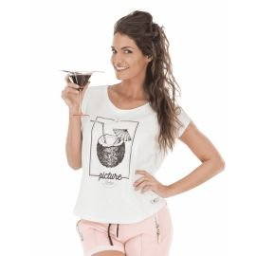 T-Shirt Picture CUBA Blanc 2017