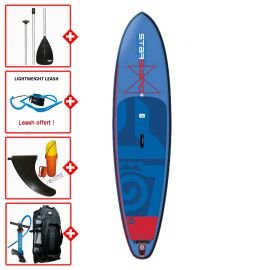 Pack Starboard Blend Deluxe 11'2 2017