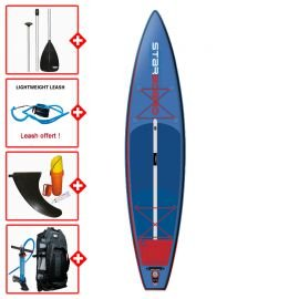 Pack Starboard Touring Deluxe 12'6 2017
