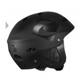 Side-on Casque pro Réglable Noir