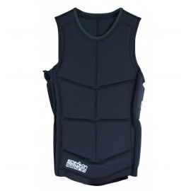 Side-on Gilet Impact Full Protection Vert