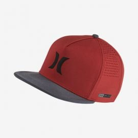 Casquette Hurley Dri-Fit Icon Rouge 2017