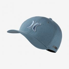Casquette Hurley Dri-Fit Heather Bleu 2017