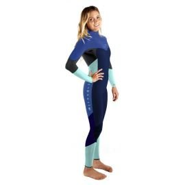 Rip Curl Femme Dawn Patrol Chest Zip 43 Navy 2017