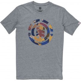 TEE-SHIRT ELEMENT CUT OUT ICON BOYS GRIS 2017