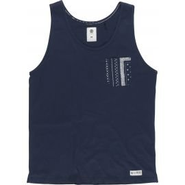 KNIT ELEMENT ANDERSON TANK Navy 2017