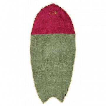 Serviette All-In Surf Towel Kaki