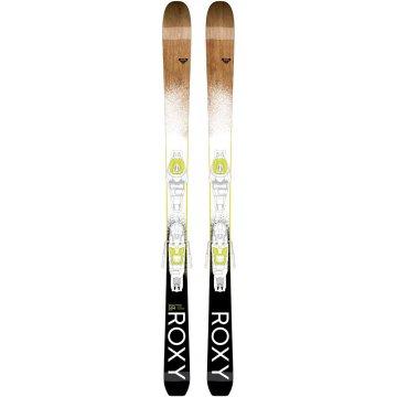 Roxy Dreamcatcher 85 L10 skis 2018 + fixations 2018