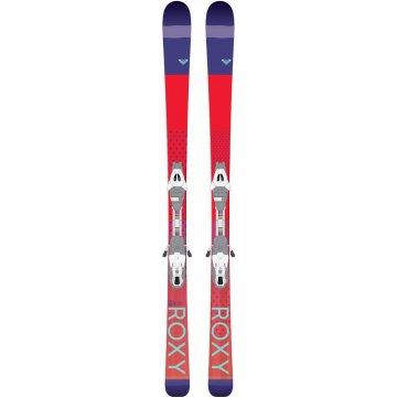 Roxy Kaya 77 L7 skis + fixations 2018