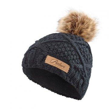 Picture JUDE noir bonnet 2018